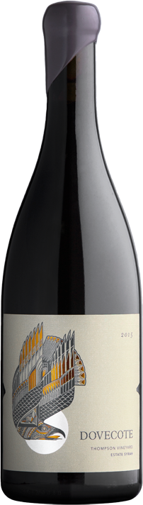 Dovecote 2015 Estate Thompson Syrah