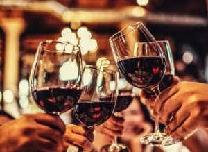 Dovecote Toasting Wine